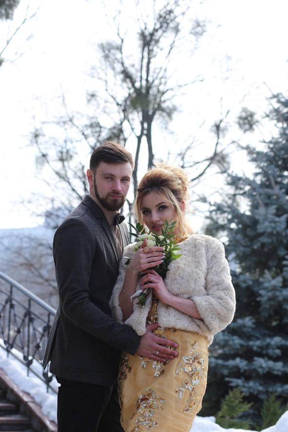 Свадьба Ксении и Анатолия - фото №10
