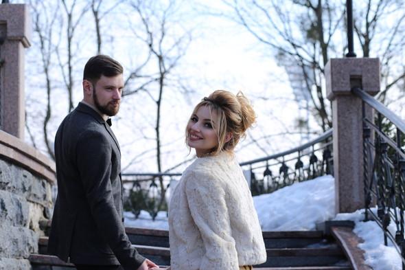Свадьба Ксении и Анатолия - фото №7