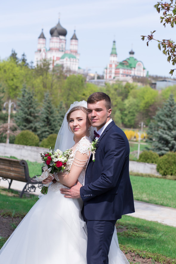Анастасия и Алексей - фото №13