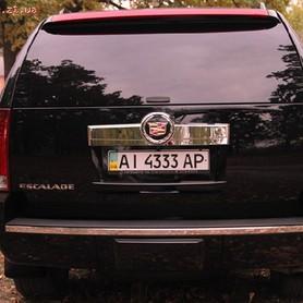 Cadillac Escalade - авто на свадьбу в Житомире - портфолио 6
