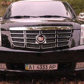 Cadillac Escalade - авто на свадьбу в Житомире - портфолио 4
