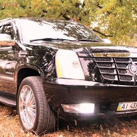 Cadillac Escalade - авто на свадьбу в Житомире - портфолио 1