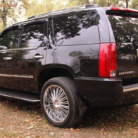 Cadillac Escalade - авто на свадьбу в Житомире - портфолио 2