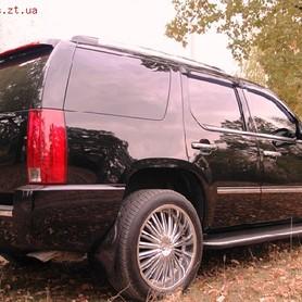 Cadillac Escalade - авто на свадьбу в Житомире - портфолио 3