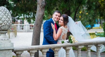Скидка на любой свадебный пакет в период с 1 по 31 мая