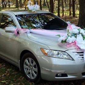 Toyota Camry - авто на свадьбу в Житомире - портфолио 1