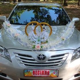 Toyota Camry - авто на свадьбу в Житомире - портфолио 6
