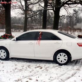 Toyota Camry - авто на свадьбу в Житомире - портфолио 4