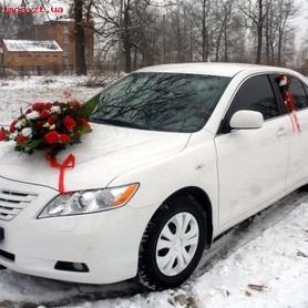 Toyota Camry - авто на свадьбу в Житомире - портфолио 2