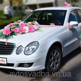 Mercedes Е-класс  - портфолио 1