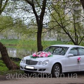 Mercedes Е-класс  - портфолио 4