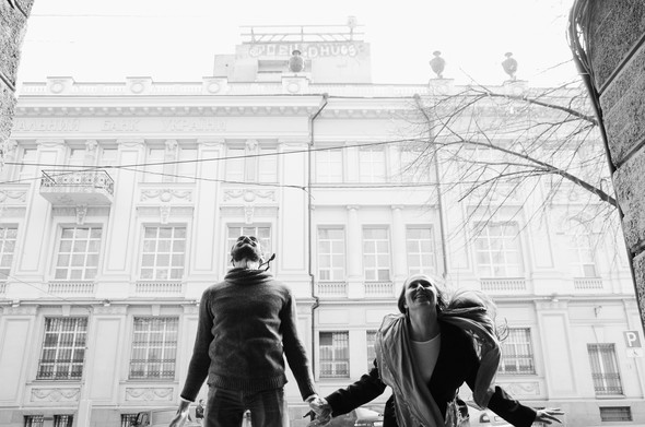 Mari&Dmitriy. Лавстори - фото №18