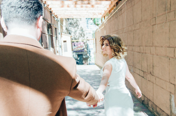 Alla&Nazar. Свадьба для двоих. - фото №11