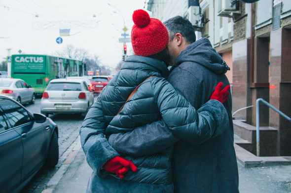 Ivanna&Andrey. Свадьба  для двоих - фото №13