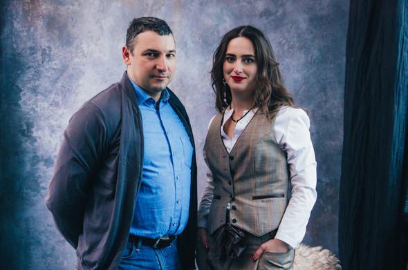 Ivanna&Andrey. Свадьба  для двоих - фото №22