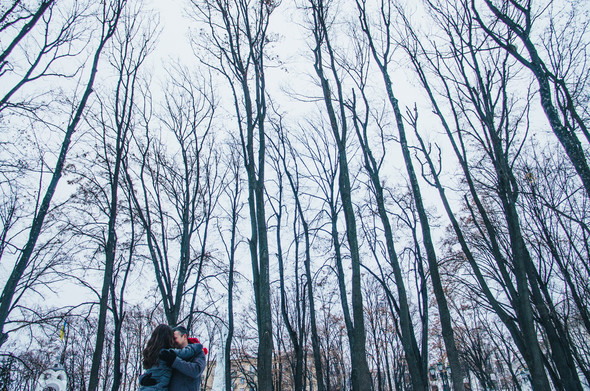 Ivanna&Andrey. Свадьба  для двоих - фото №21