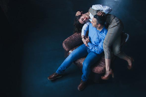 Ivanna&Andrey. Свадьба  для двоих - фото №26