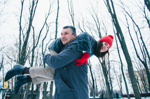 Ivanna&Andrey. Свадьба  для двоих - фото №17