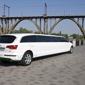 Лимузин AUDI Q7  - портфолио 2