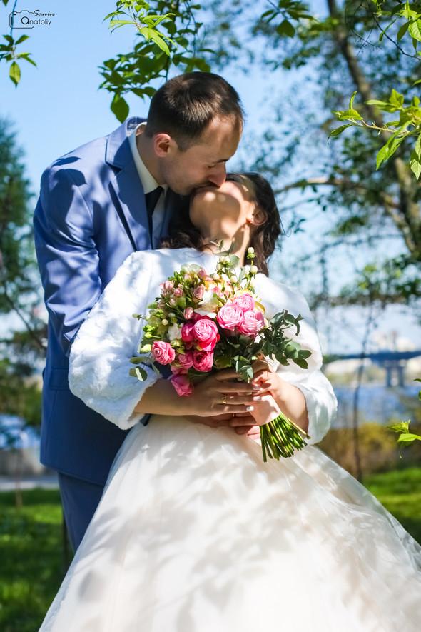 Виталий и Виктория - фото №15