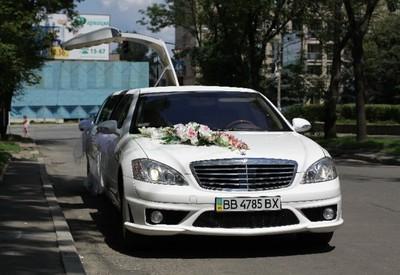 Лимузин сервис - фото 1