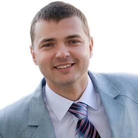 Ведучий - Саша Тимощук