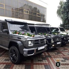 Лимузин Кубик 6х6 - авто на свадьбу в Черновцах - портфолио 2