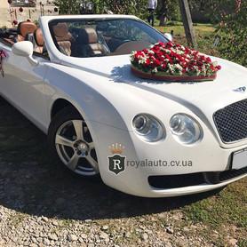 Bentley кабріолет - авто на свадьбу в Черновцах - портфолио 2