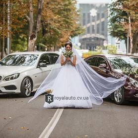 Mercedes CLS350 - авто на свадьбу в Черновцах - портфолио 1