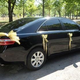Toyota Camry черная  - портфолио 3