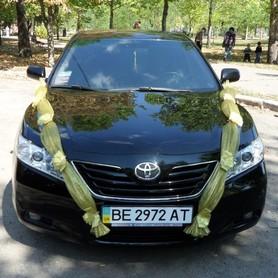 Toyota Camry черная  - портфолио 2