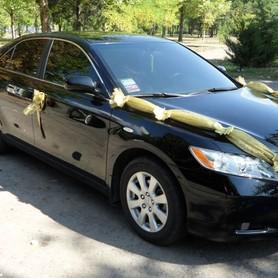 Toyota Camry черная  - портфолио 1