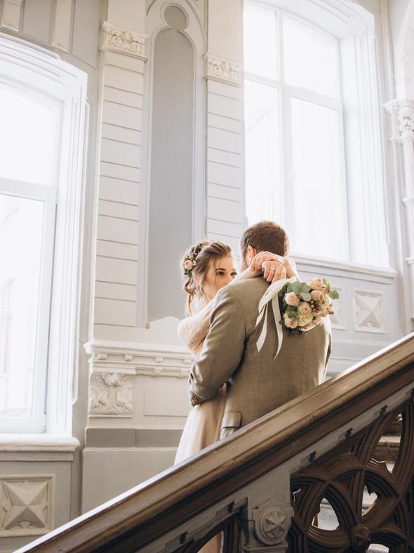 Свадебная фотосессия - фото №1