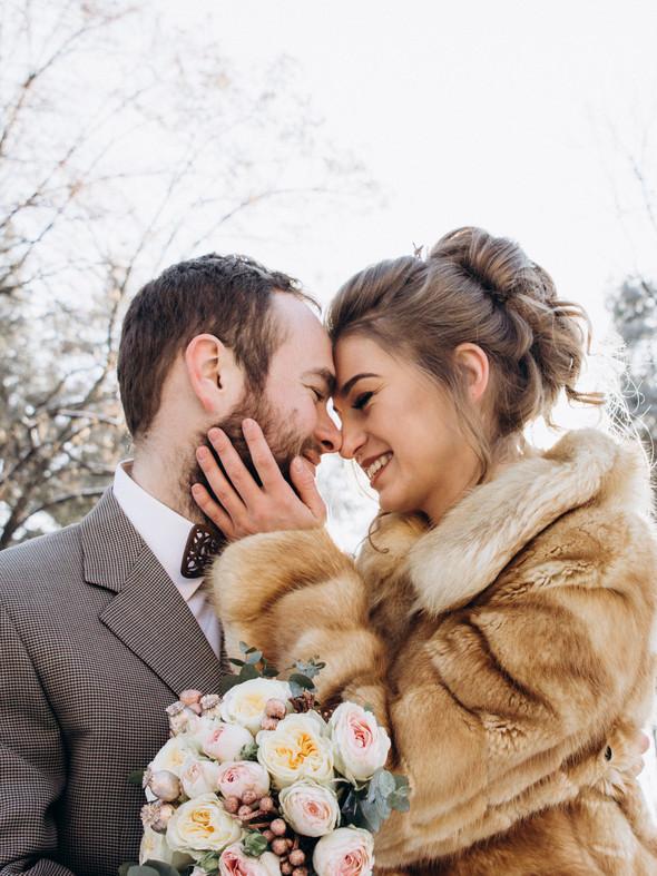 Свадебная фотосессия - фото №16