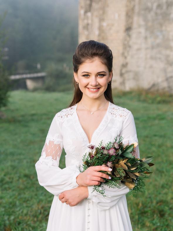Свадебная фотосессия Ани и Коли  - фото №8