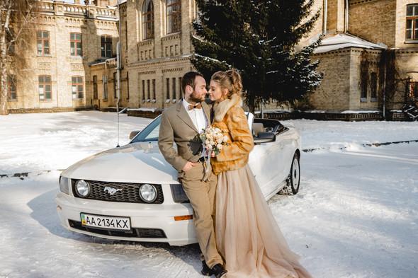 Свадебная фотосессия - фото №10