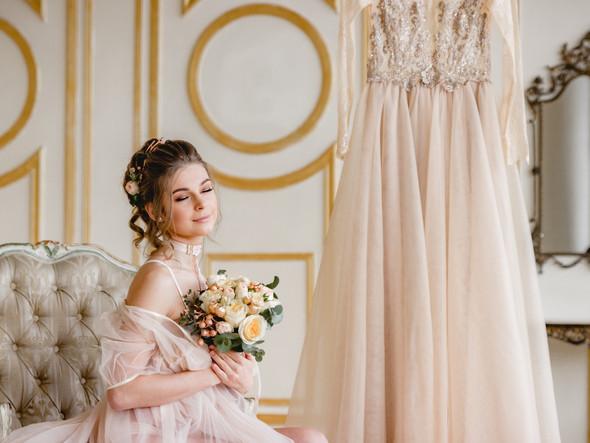 Свадебная фотосессия - фото №4