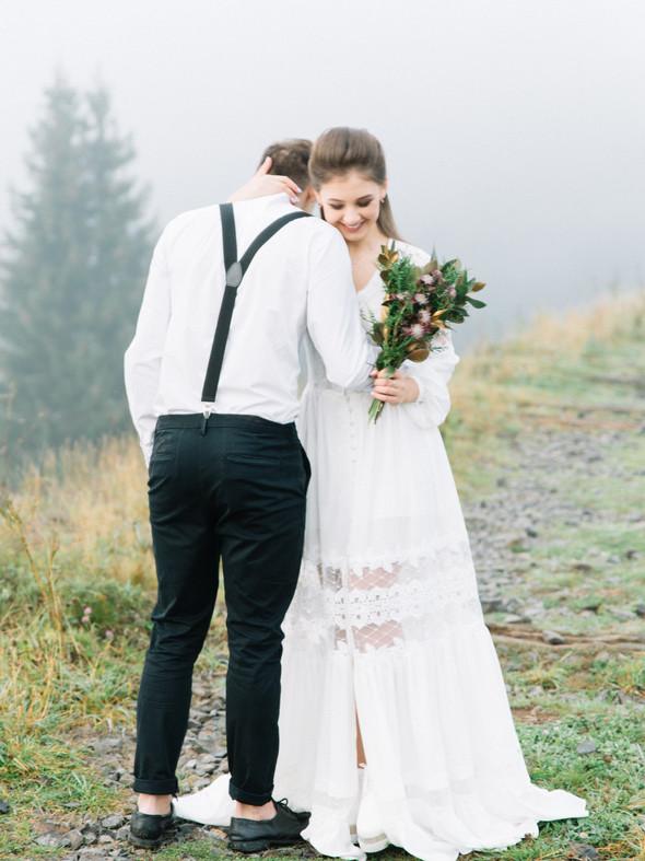 Свадебная фотосессия Ани и Коли  - фото №5
