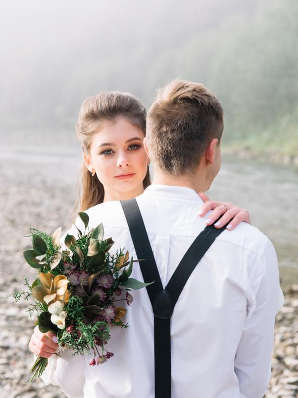 Свадебная фотосессия Ани и Коли  - фото №10
