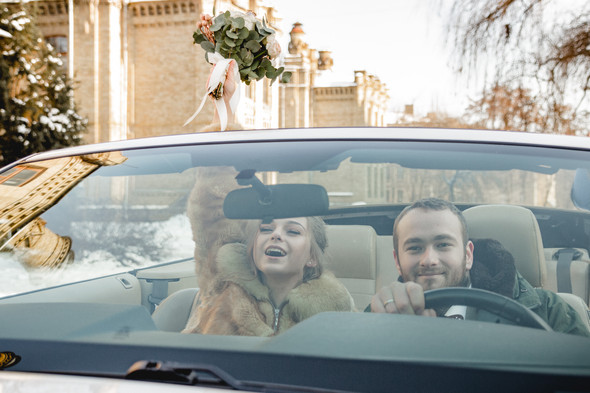 Свадебная фотосессия - фото №15