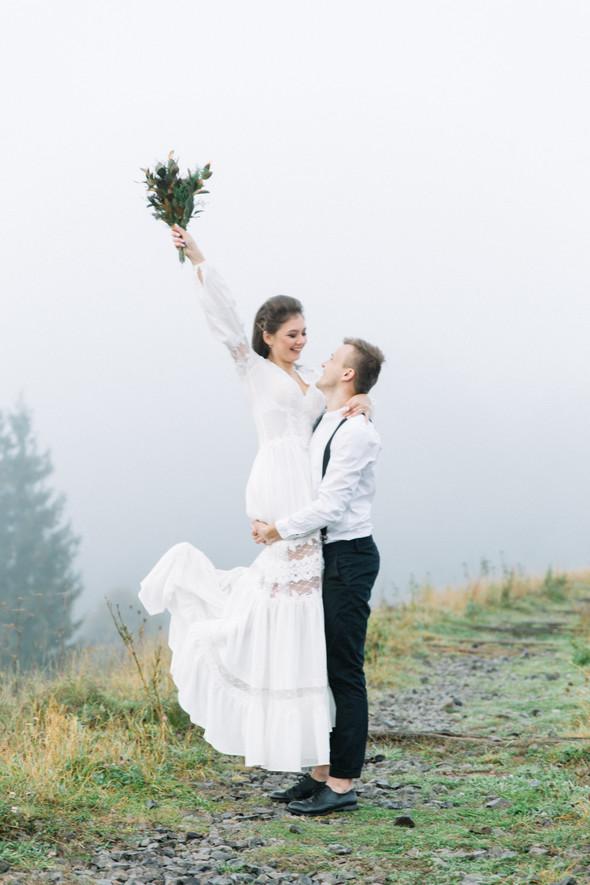 Свадебная фотосессия Ани и Коли  - фото №6