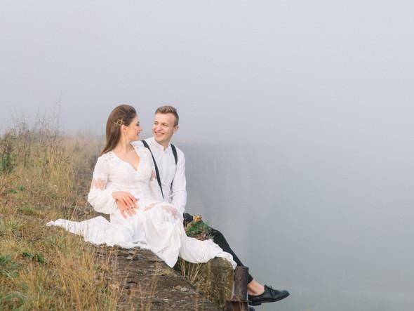 Свадебная фотосессия Ани и Коли  - фото №7