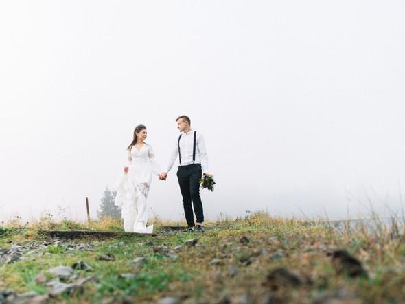 Свадебная фотосессия Ани и Коли  - фото №4