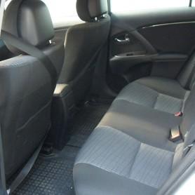 Toyota Avensis белая  - портфолио 6