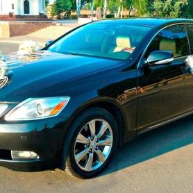 Lexus GS 300 черный  - портфолио 3