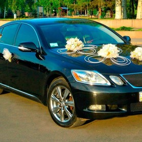 Lexus GS 300 черный  - портфолио 1