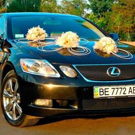 Lexus GS 300 черный  - портфолио 4