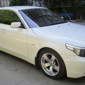 BMW 520i E60  - портфолио 4