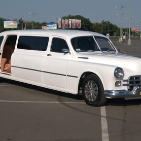 Заказ лимузина ЗИМ ретро - авто на свадьбу в Одессе - портфолио 3
