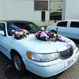 Прокат лимузинов LINCOLN в Одессе - авто на свадьбу в Одессе - портфолио 4